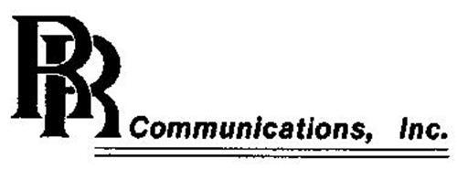 RR COMMUNICATIONS, INC.