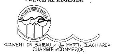 CONVENTION BUREAU OF THE MYRTLE BEACH AREA CHAMBER OF COMMERCE