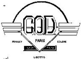 C.O.D. PARIS PRIMARY COLORS LIBERTYS
