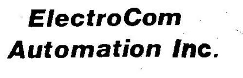 ELECTROCOM AUTOMATION