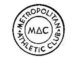 MAC METROPOLITAN ATHLETIC CLUB