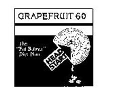 GRAPEFRUIT 60 THE