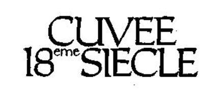 CUVEE 18EME SIECLE
