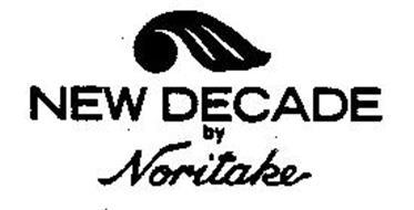 NEW DECADE BY NORITAKE