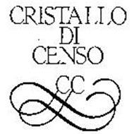 CRISTALLO DI CENSO CC