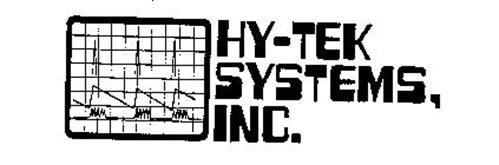 HY-TEK SYSTEMS, INC.