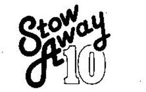STOW AWAY 10