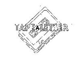 TAPE A LETTER