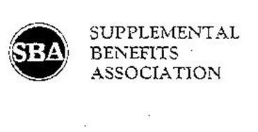 SBA SUPPLEMENTAL BENEFITS ASSOCIATION