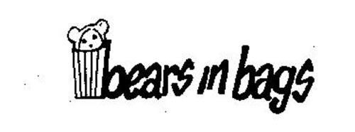 BEARS IN BAGS