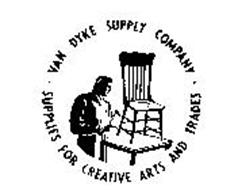 VAN DYKE SUPPLY COMPANY SUPPLIES FOR CREATIVE ARTS AND TRADES