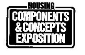 HOUSING COMPONENTS & CONCEPTS EXPOSITION