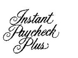 INSTANT PAYCHECK PLUS