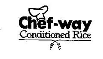 CHEF-WAY CONDITIONED RICE