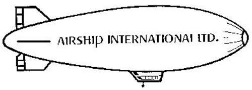 AIRSHIP INTERNATIONAL LTD.