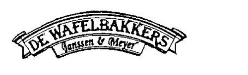 DE WAFELBAKKERS JANSSEN & MEYER