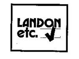 LANDON ETC.