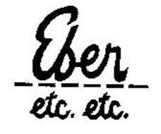 EBER ETC. ETC.
