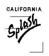 CALIFORNIA SPLASH