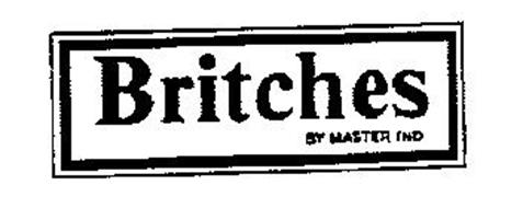 BRITCHES BY MASTER IND