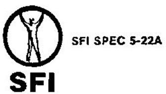 SFI SFI SPEC 5-22A