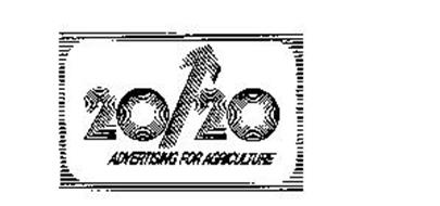 20/20 ADVERTISING FOR AGRICULTURE