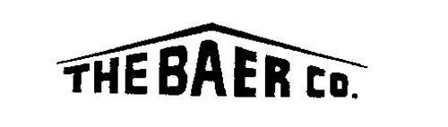 THE BAER CO.
