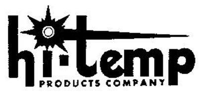 HI-TEMP PRODUCTS COMPANY