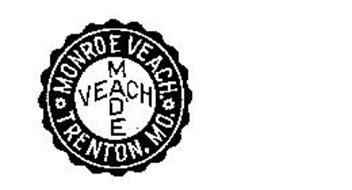 VEACH MADE MONROE VEACH TRENTON, MO.