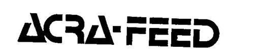ACRA-FEED