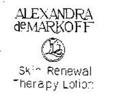 ALEXANDRA DE MARKOFF SKIN RENEWAL THERAPY LOTION