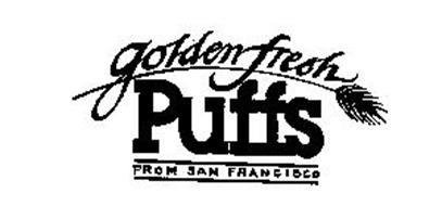 GOLDEN FRESH PUFFS FROM SAN FRANCISCO