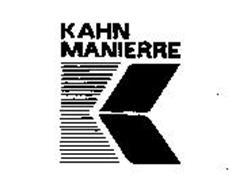 KAHN MANIERRE K
