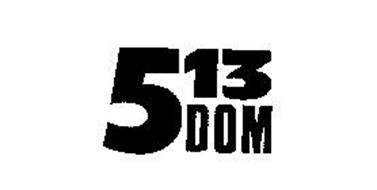 5 13 DOM