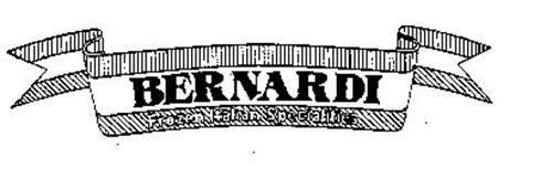BERNARDI FROZEN ITALIAN SPECIALITIES