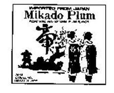 MIKADO PLUM