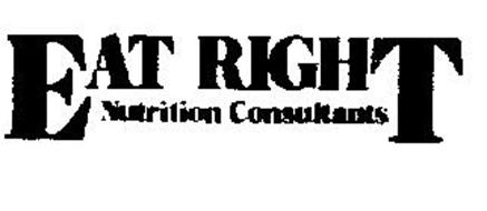 EAT RIGHT NUTRITION CONSULTANTS