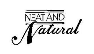 NEAT AND NATURAL