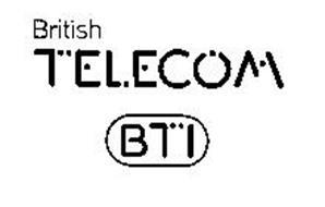 BRITISH TELECOM BTI