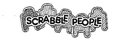 SCRABBLE PEOPLE