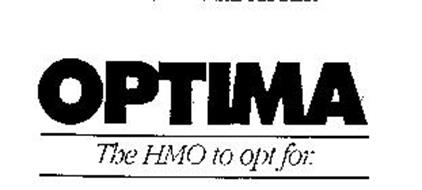 OPTIMA THE HMO TO OPT FOR.