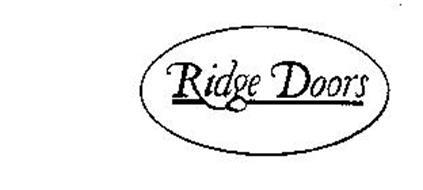 RIDGE DOORS