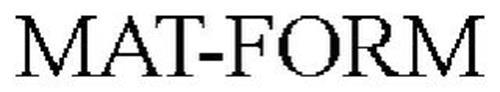 MAT-FORM