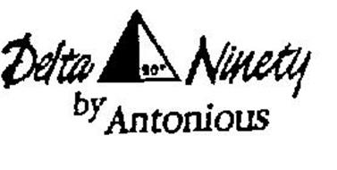 DELTA NINETY BY ANTONIOUS