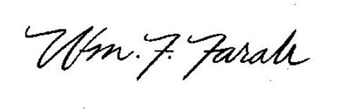 WM. F. FARAH