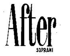 AFTER SOPRANI