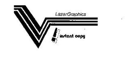LASERGRAPHICS INSTANT COPY