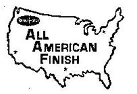 VHAN DER HORST ALL AMERICAN FINISH