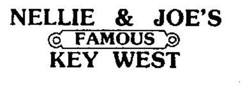 NELLIE & JOE'S FAMOUS KEY WEST