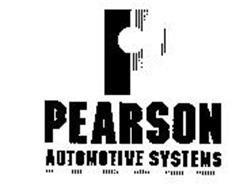 P PEARSON AUTOMOTIVE SYSTEMS